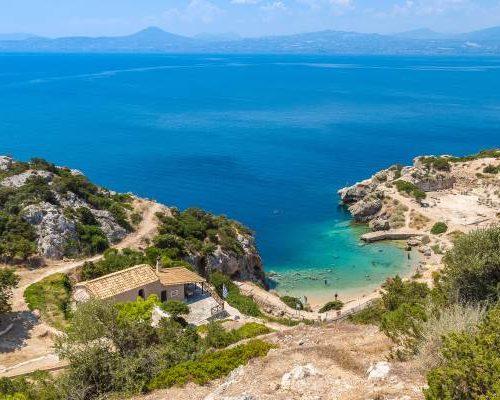 Beste reistijd voor een vakantie in Griekenland