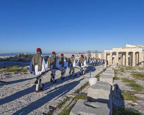 Typische Griekse tradities